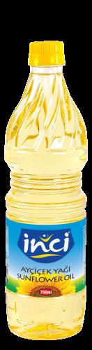 700ml Round Bottle