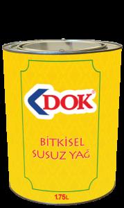 1.75 L Tin Can