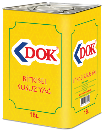 18 L Teneke