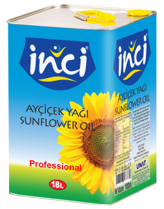 18L Professional - Sunflower Oil