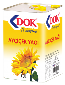 18L Professional - Sunflower Oil